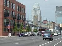 International Shipping to Louisville, Kentucky