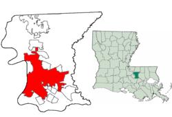 International Shipping from Baton Rouge, Louisiana