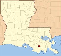 International Shipping to Houma, Louisiana