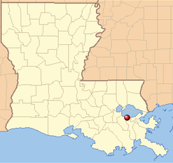 International Shipping to Kenner, Louisiana