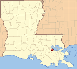International Shipping to Laplace, Louisiana