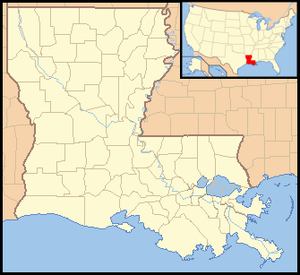 International Shipping from Lafayette, Louisiana