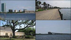 International Shipping from Lake Charles, Louisiana