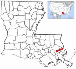 International Shipping to New Iberia, Louisiana