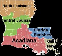 International Shipping to Louisiana