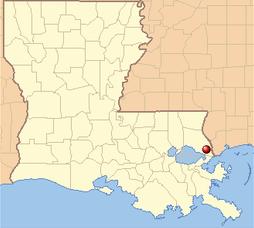 International Shipping to Slidell, Louisiana