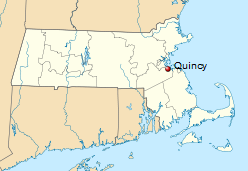 International Shipping to Quincy, Massachusetts