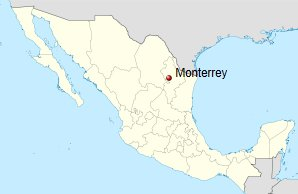 International Shipping to Monterrey, Mexico