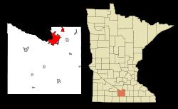 International Shipping to Mankato, Minnesota