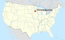 International Shipping to Minneapolis, Minnesota