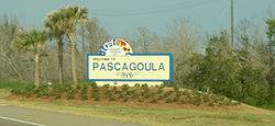 International Shipping from Pascagoula, Mississippi