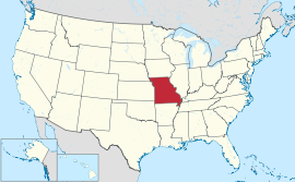 International Shipping to Missouri