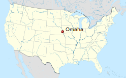 International Shipping to Omaha, Nebraska