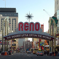 International Shipping from Reno, Nevada