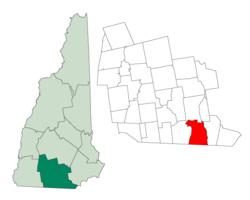 International Shipping to Nashua, New Hampshire