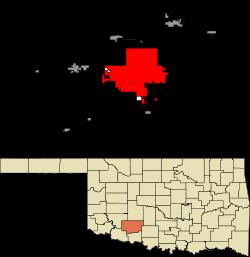 International Shipping to Lawton, Oklahoma