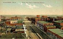 International Shipping to Muskogee, Oklahoma