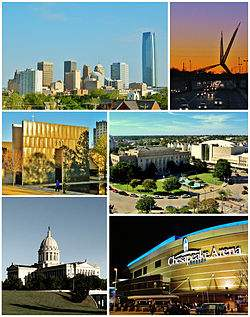 International Shipping to Oklahoma City, Oklahoma