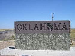 International Shipping to Oklahoma