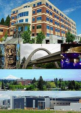 International Shipping to Hillsboro, Oregon
