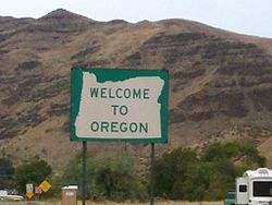 International Shipping to Oregon