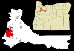 International Shipping to Salem, Oregon