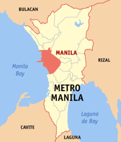 International Shipping from Manila, The Philippines