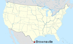 International Shipping to Brownsville, Texas