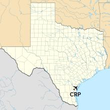 International Shipping From Corpus Christi International Airport CRP