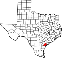 International Shipping to Refugio County, Texas