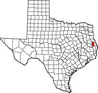 International Shipping to San Augustine County, Texas