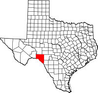 International Shipping to Val Verde County, Texas