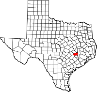International Shipping to Washington County, Texas