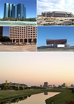 International Shipping from Irving, Texas