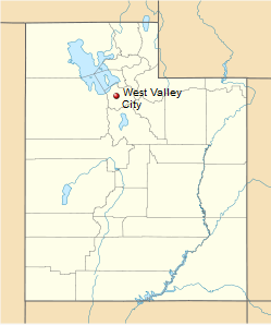 International Shipping to West Valley City, Utah