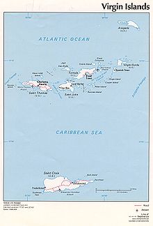 International Shipping from The US Virgin Islands