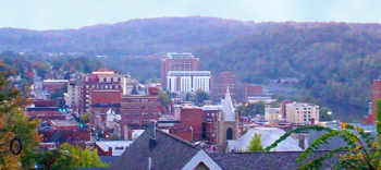 International Shipping to Morgantown, West Virginia