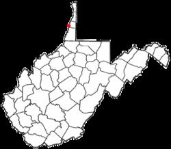 International Shipping to Wheeling, West Virginia