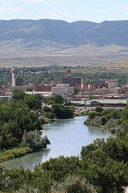 International Shipping to Casper, Wyoming