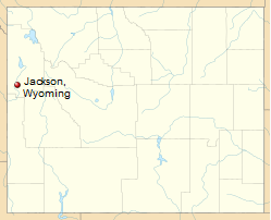 International Shipping to Jackson, Wyoming